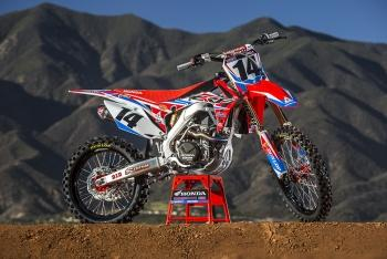 Get Your 2016 Team Honda HRC Graphics