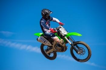 Racer X Films: Dialed In, 2016 Kawasaki KX250F