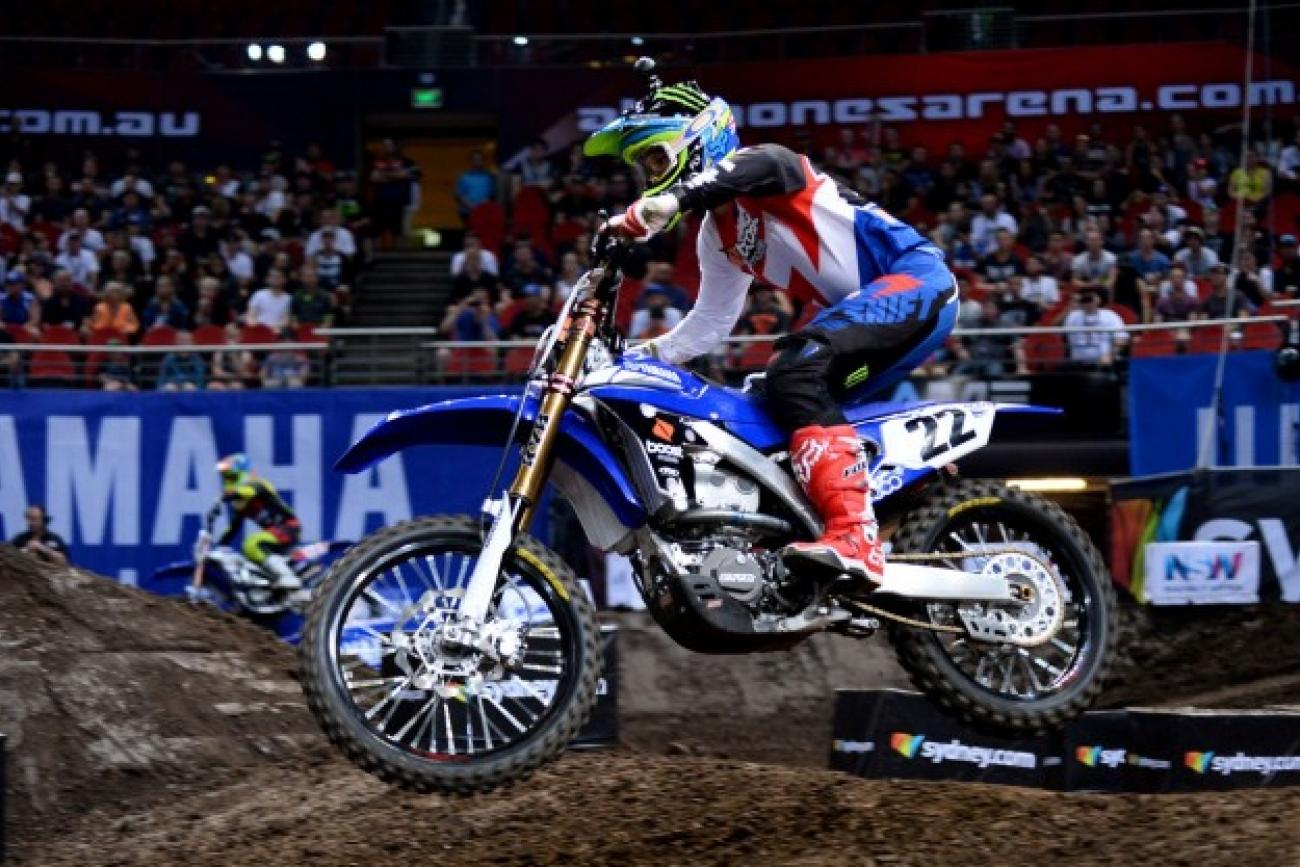 Home Sweet Home Chad Reed Wins Aus X Open Racer X Online
