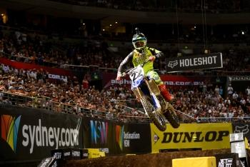 Rapid ReaXtion: AUS-X Open, Night One