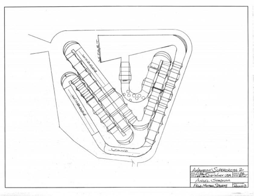 2016 Monster Energy Supercross Track Layouts Released
