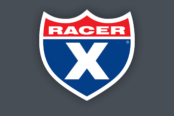 Racer X Booth in Indy