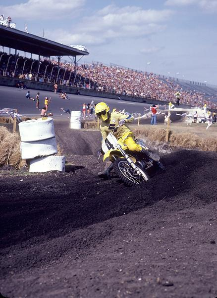 Kent Howerton took the 1980 AMA 250cc Motocross title.