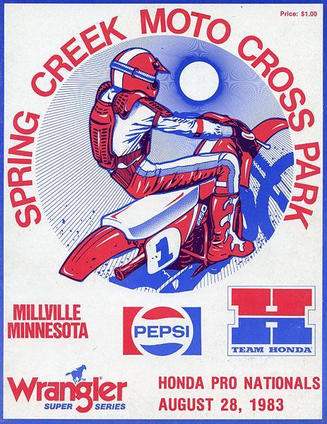 1983 saw the first year of the Millville national and it hosted an epic final round that same year.