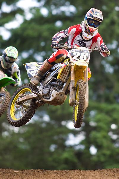 Ryan Dungey was no match for Villopoto in 08. How will this year play out?