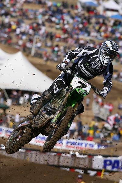 James Stewart was perfect in 2008, winning every single moto.