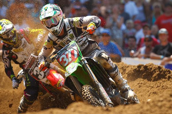 Pourcel was thought to have the 250 title in his hands until a hot Trey Canard tracked him down late in the year.
