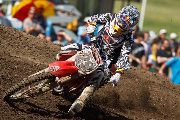 Andrew Short had one of the best seasons of his career in '10 finishing third in the 450 class.