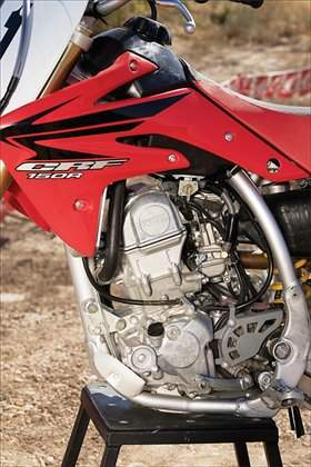 Enjoyable The 2007 Honda Crf150R Racer X Online Squirreltailoven Fun Painted Chair Ideas Images Squirreltailovenorg