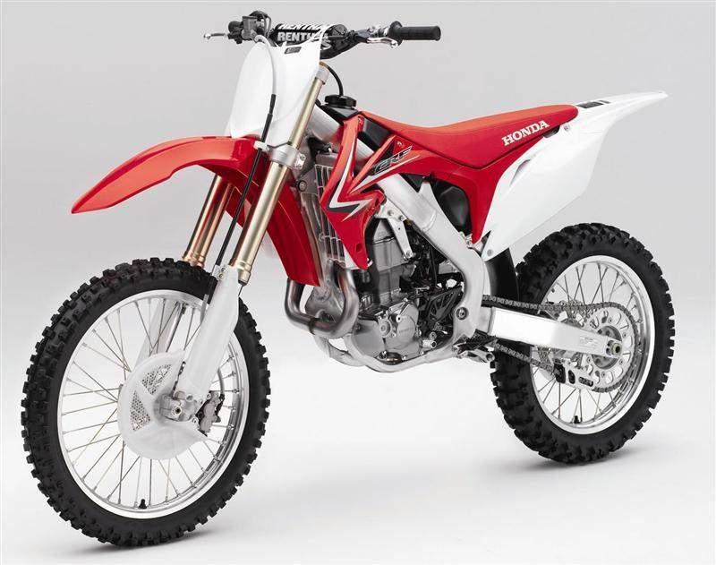 2009 Honda CRF450R Gallery - Racer X Online
