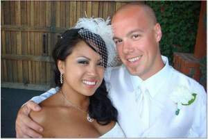 Congrats to Brett and Nezhaire Conley, both of Fox Racing, on their recent marriage.