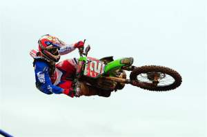 Villopoto fought his way up to 10th