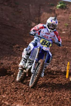 Zach finished seventh overall in the Open class at the Motocross of Nations