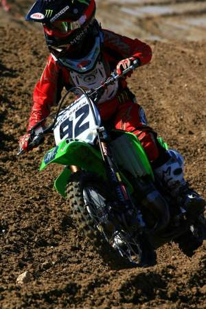 Team Green's Adam Cianciarulo will be in contention for some championships.