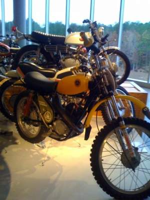 From the Barber Vintage Motosports Museum Collection