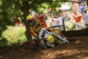 Alessi thinks he can contend for the podium in supercross...