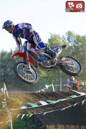 Daniel Blair will be the Moto-XXX rider at Anaheim