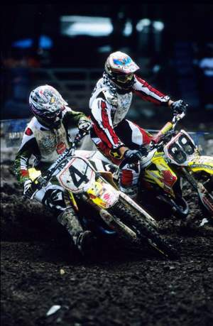 Josh Lichtle (4) and Davi Millsaps were both Suzuki standouts