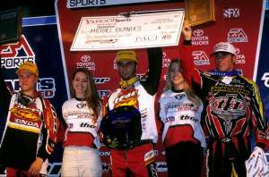 Michael Brandes won in 2000