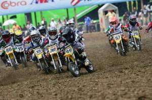 MX Sports will still have all of its Youth class for the 2009 AMA Amateur Nationals at Loretta Lynn's
