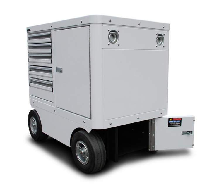 Bon Weston, WI   CTECH Aluminum Cabinets And Carts Introduces The Mini Cart.  With An All Aluminum Alloy Construction, This Pit Cart Is One Of The Most  Desired, ...