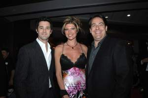 Jeff Emig, Erin Bates, and Ralph Shaheen