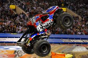 That's Travis Pastrana, once again having more fun than should be allowed!