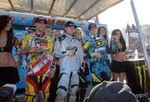 Youngest 450 podium ever?