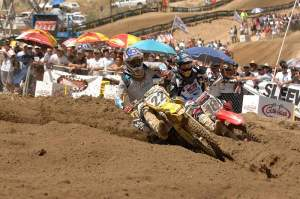 One of the best supercross riders ever, Chad Reed has never won a 450 overall outdoors