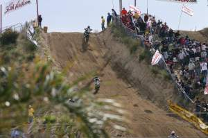 Stroupe was the surprise winner a year ago at Glen Helen