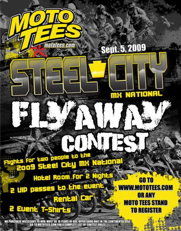 Win a Trip to Steel City!