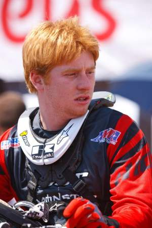 Villopoto is bummed about this year, but knows there are many more to come