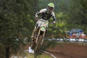 Maier went 1-3 for the MX2 OA