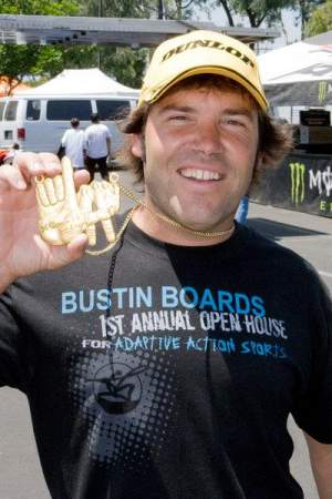 Chris Ridgway is now a two-time X Games gold medalist