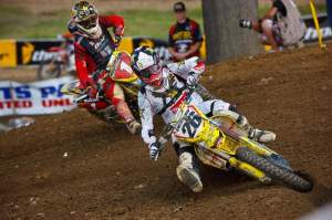 If I had to make an all-underrated team I'd go with Broc Tickle, this guy and Tim Ferry.  Where's Byrner going to go next year? I bet that he stays right where he is as the second guy at Suzuki.