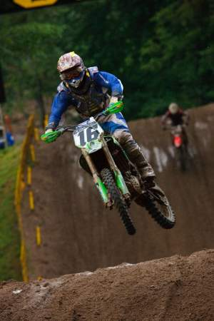 How do the old guys stay so fast at Southwick?