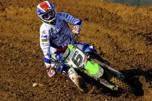 Gautier Paulin was second in the MX3 qualifier for France.