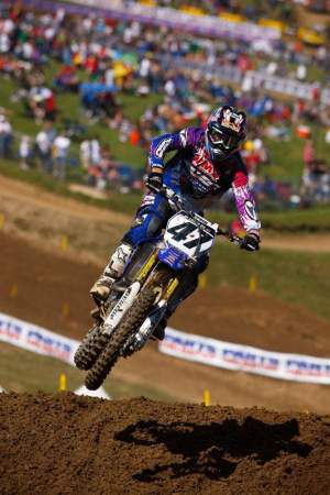 Jimmy Albertson is will ride GPs for Martin Honda in 2010.