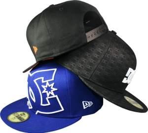 DC Shoes X New Era Hats