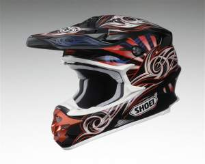 Shoei VFX-W Illusion TC-1
