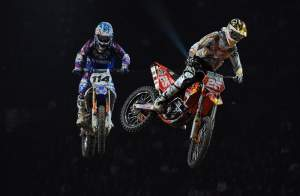 The Marv Attack was impressive in France. Especially considering he was on a 250F. He wants to come to America in 2011.