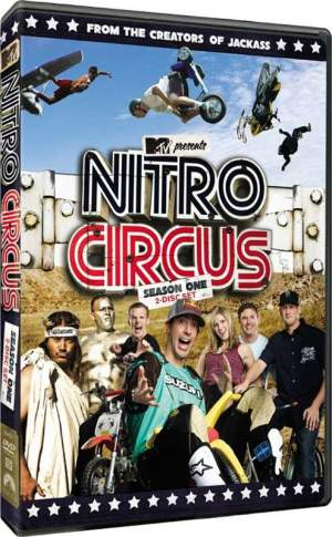 Nitro Circus: Country Fried hit stores yesterday. Pick up a copy!