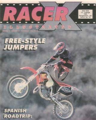 Racer X Volume 7 Issue #5