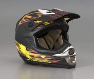 Yamaha YX-5 Off-Road Helmet