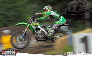 Check out Lissimore's favorite shots from 2009 at directmotocross.com.