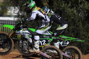 Ryan Villopoto and Jake Weimer are both entering 2010 with championship hopes.