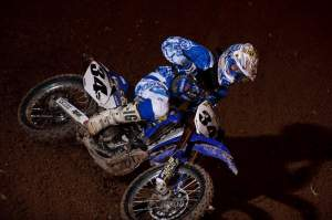 Southwick National winner Matt Goerke has been very excited about 2010, but a broken leg will put his season on hold.