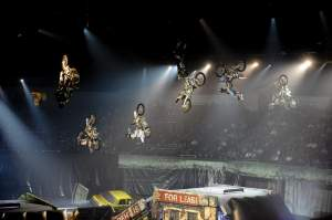 The Nuclear Cowboyz will be coming to an arena near you.