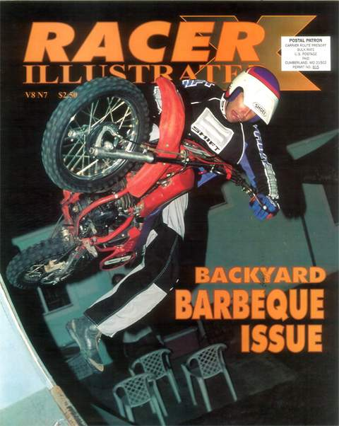 Racer X Volume 8 Number 7