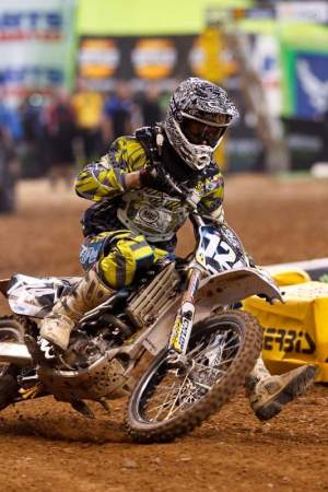 Ryan Clark is a good dude and a Phoenix resident. Took fourteenth in the Lites main. Here's some love.